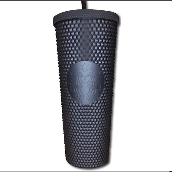 Starbucks Matte Black Studded 24oz Tumbler Cup